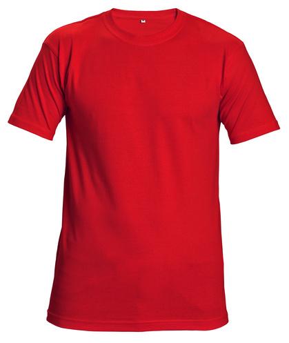 99d1022a2d4 Tričko bavlněné červené objednejte za skvělé ceny