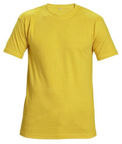0c3a81f06b6 Tričko bavlněné žluté objednejte za skvělé ceny