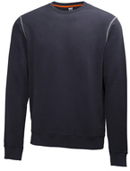 Mikina OXFORD SWEATER-navy